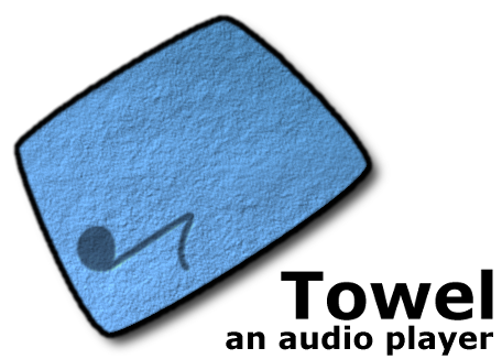 Towel - an audio player